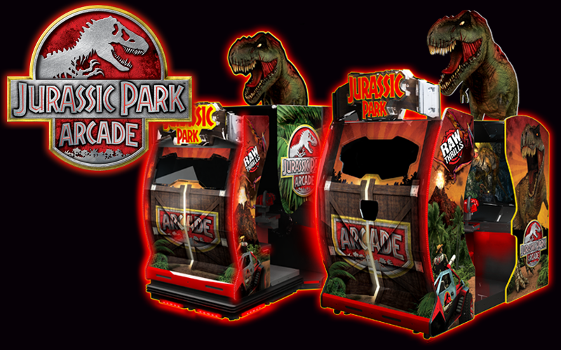 Raw Thrills, Inc  – Simulators and Arcade Games for the World!