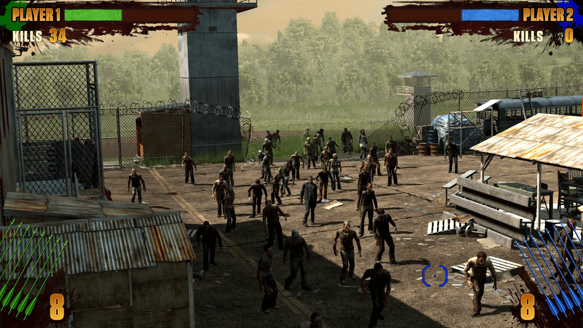 Walking Dead Arcade – Raw Thrills, Inc