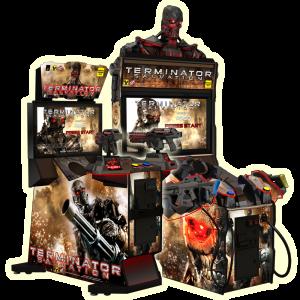 Игровые автоматы терминатор игровые аппараты гаражи клубнички