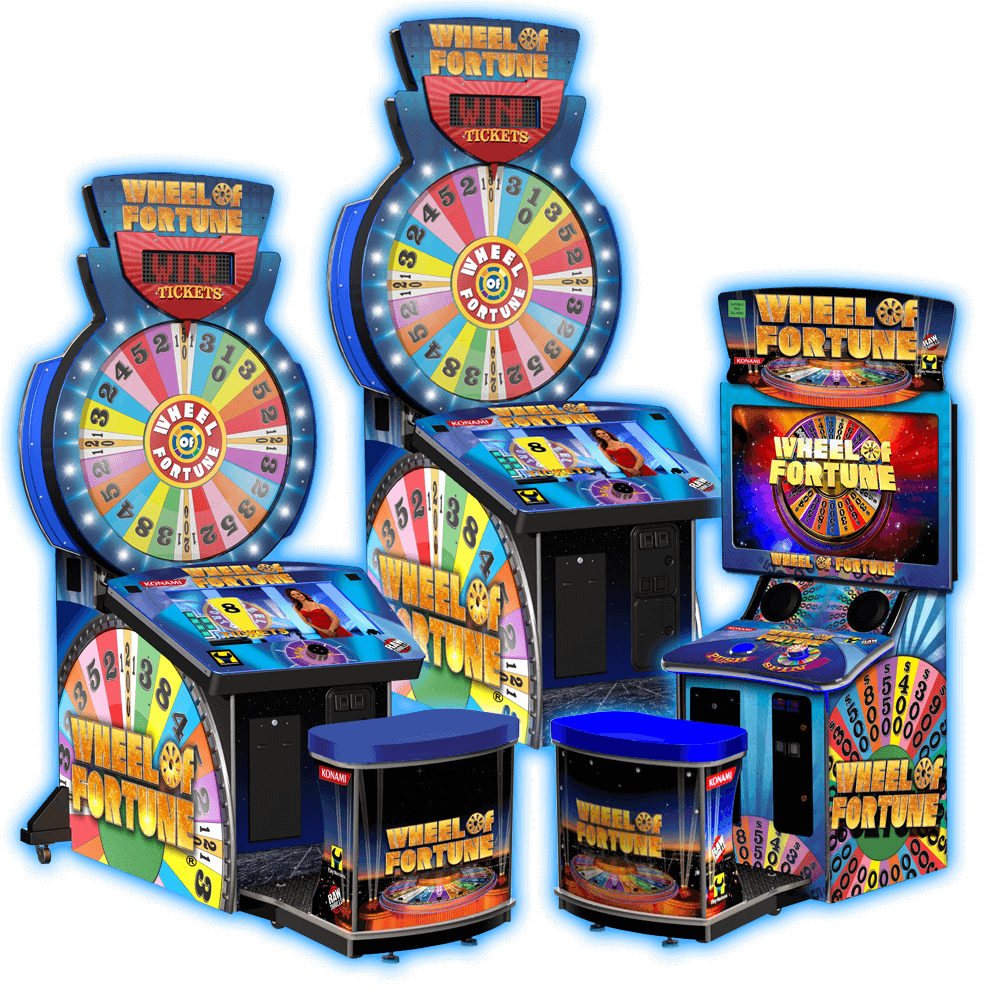 wheel of fortune slots game online