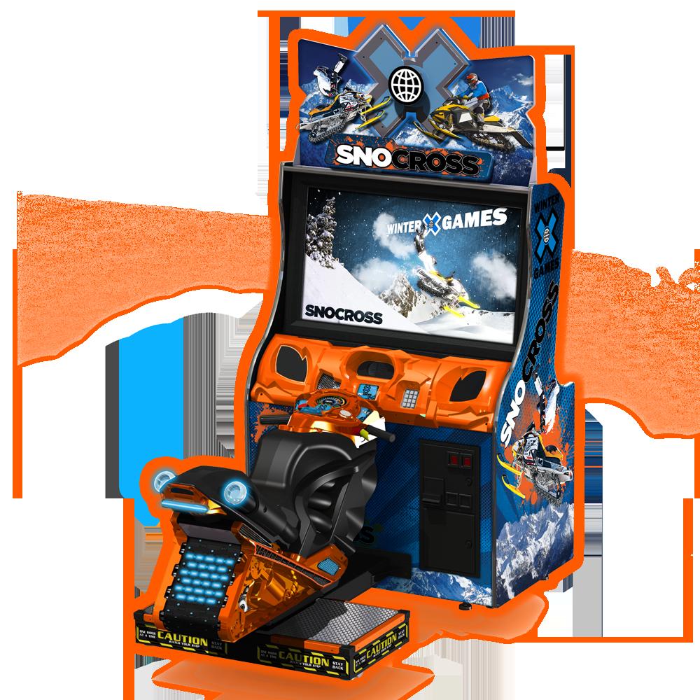 Winter X Games SnoCross